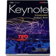 Keynote Elementary. Students Book with DVD ROM