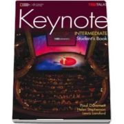Keynote Intermediate. Students Book with DVD ROM