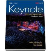 Keynote Upper Intermediate. Students Book with DVD ROM