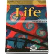 Life Advanced. Teachers Book with Audio CD
