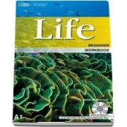 Life Beginner. Workbook with Key and Audio CD