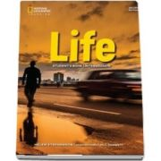 Life Intermediate. Students Book with App Code