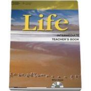 Life Intermediate. Teachers Book with Audio CD