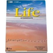 Life Intermediate. Students Book with DVD