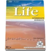 Life Intermediate. Workbook with Key and Audio CD