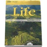 Life Pre Intermediate. Teachers Book with Audio CD