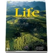Life Pre Intermediate. Students Book with DVD