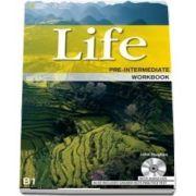 Life Pre Intermediate. Workbook with Key and Audio CD
