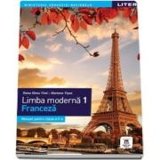 Manual de Limba franceza, pentru clasa a V-a - Limba moderna 1