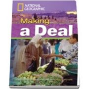 Making a Deal. Footprint Reading Library 1300. Book with Multi ROM