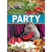 Monkey Party. Footprint Reading Library 800