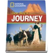 One Boys Journey. Footprint Reading Library 1300. Book with Multi ROM
