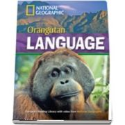 Orangutan Language. Footprint Reading Library 1600. Book with Multi ROM