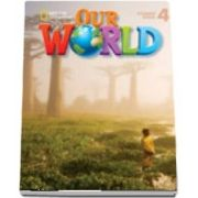 Our World 4. Students Book with CD ROM. British English