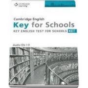 Practice Tests for Cambridge KET for Schools. Audio CDs