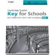 Practice Tests for Cambridge KET for Schools. Student Book