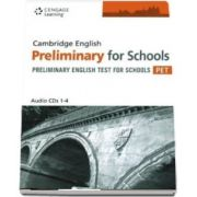 Practice Tests for Cambridge PET for Schools. Audio CDs