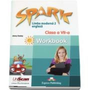 Spark. Limba moderna 2, engleza. Clasa a VII-a, Workbook
