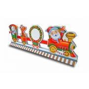 Trenuletul lui Mos Craciun
