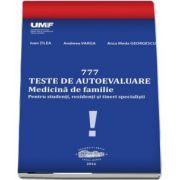 777 Teste De Autoevaluare Medicina De Familie