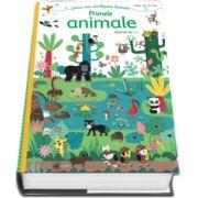 Bebe invata. Prima mea enciclopedie ilustrata. Primele animale (Coperti cartonate)