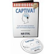 Captivat. Audiobook