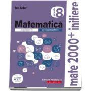 Matematica. Algebra, geometrie. Caiet de lucru. Clasa a VIII-a. Initiere. Partea a II-a (Avizat M. E. N.)