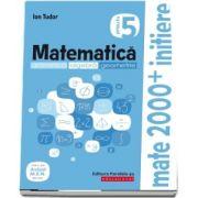 Matematica. Aritmetica, algebra, geometrie. Caiet de lucru. Clasa a V-a. Initiere. Partea a II-a (Avizat M. E. N.)