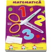 Matematica, grupa pregatitoare. Mapa