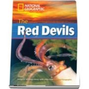 Red Devils. Footprint Reading Library 3000. Book with Multi ROM