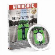 Reinventatorii. Audiobook