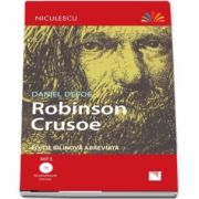 Robinson Crusoe. Editie bilingva romana-engleza - Include Audiobook (MP3)