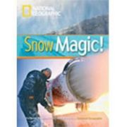 Snow Magic! Footprint Reading Library 800. Book and Multirom