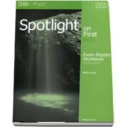 Spotlight on First. Exam Booster Workbook with key and Audio CDs