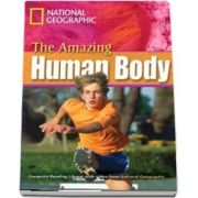 The Amazing Human Body. Footprint Reading Library 2600. Book