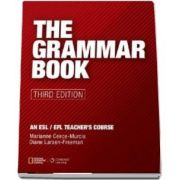 The Grammar Book. An ESL EFL Teachers Course. (3RD Edition)