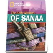 The Knife Markets of Sanaa. Footprint Reading Library 1000. Book with Multi ROM