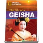 The Life of a Geisha. Footprint Reading Library 1900. Book with Multi ROM
