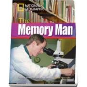 The Memory Man. Footprint Reading Library 1000. Book with Multi ROM