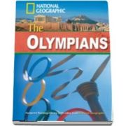 The Olympians. Footprint Reading Library 1600. Book with Multi ROM