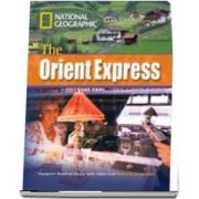 The Orient Express. Footprint Reading Library 3000. Book