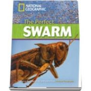 The Perfect Swarm. Footprint Reading Library 3000. Book with Multi ROM