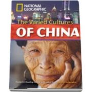 The Varied Cultures of China. Footprint Reading Library 3000. Book with Multi ROM