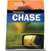 Tornado Chase. Footprint Reading Library 1900. Book with Multi ROM