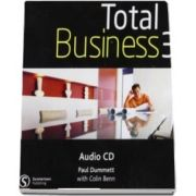 Total Business 3. Upper Intermediate. Class Audio CD