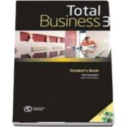 Total Business 3. Upper Intermediate. Students Book with CD