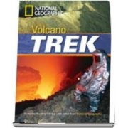 Volcano Trek. Footprint Reading Library 800. Book with Multi ROM
