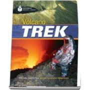 Volcano Trek. Footprint Reading Library 800. Book