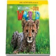 Welcome to Our World 3. Activity Book with Audio CD