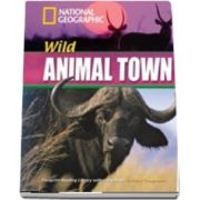 Wild Animal Town. Footprint Reading Library 1600. Book